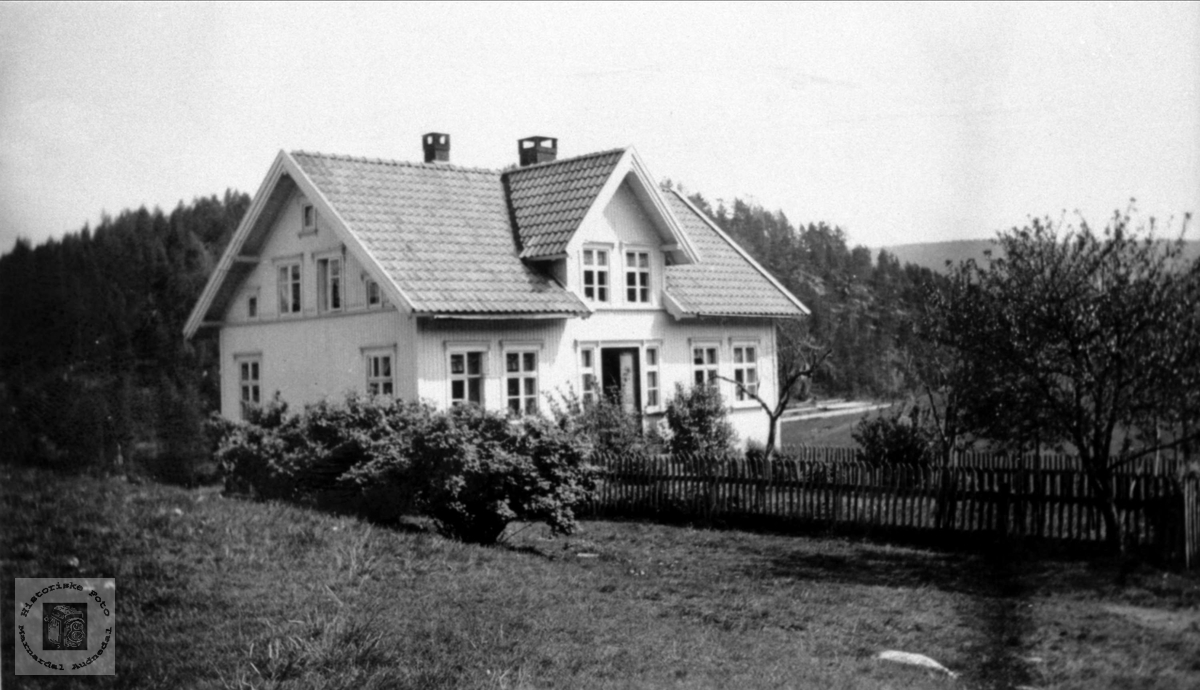 Sølvskar i Bjelland.