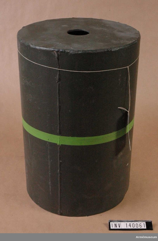 Burkladdning 20 kg, för hanteringsövning.