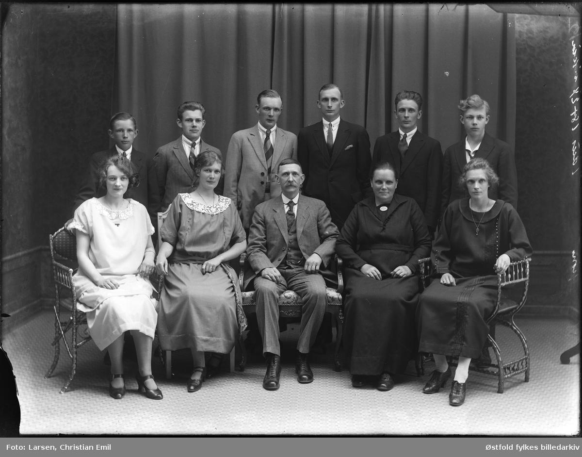 Ukjent familiegruppe 1926,