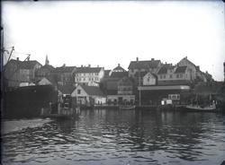 Havn - byhus - småfartøy