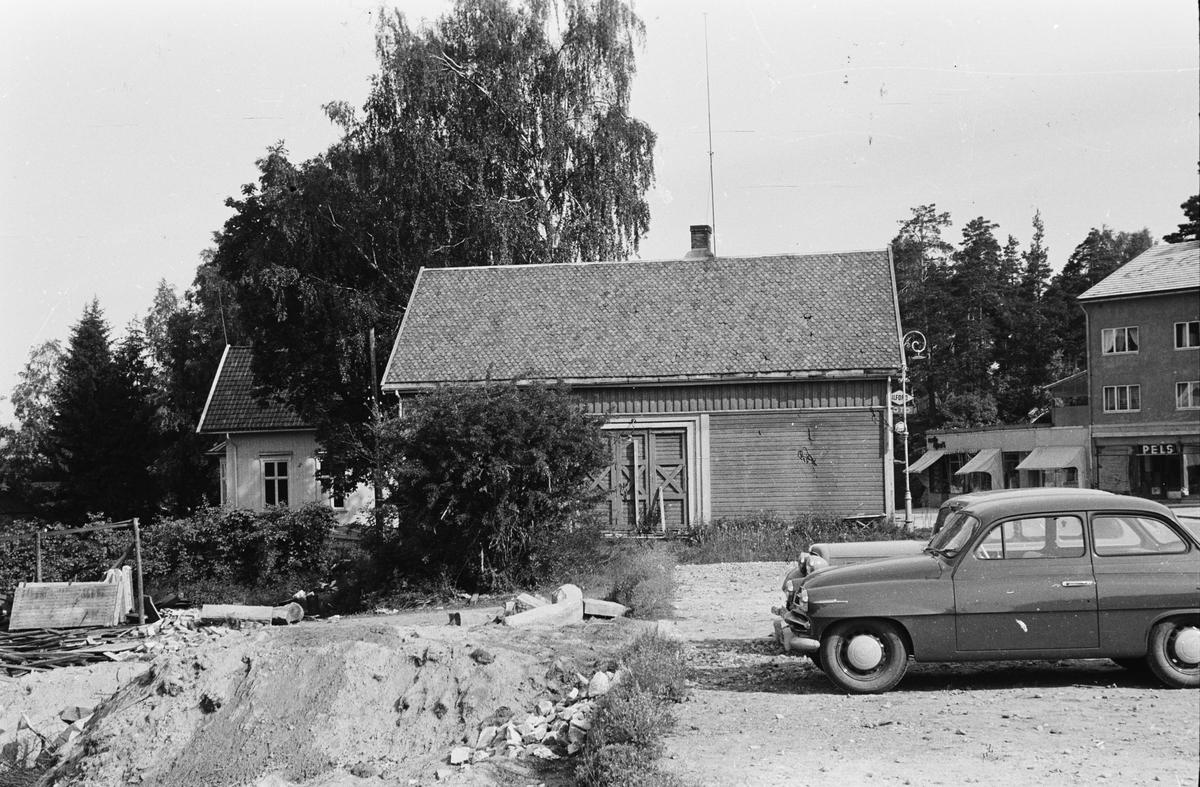 Syringens butikk. Leiret, Elverum.