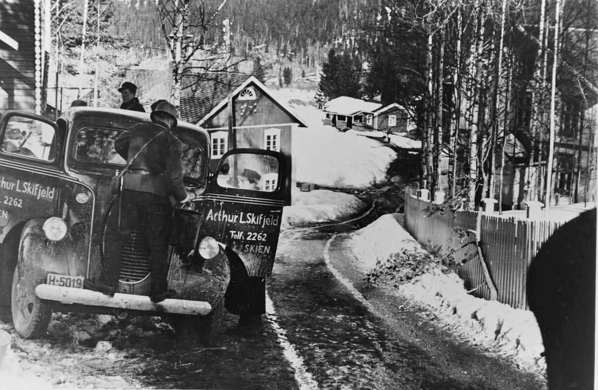 Østerdalen, april 1940.