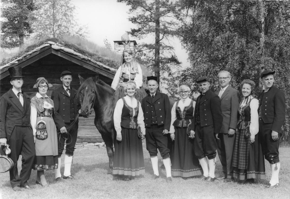 Utflytterdagen,Glomdalsbruden 1964