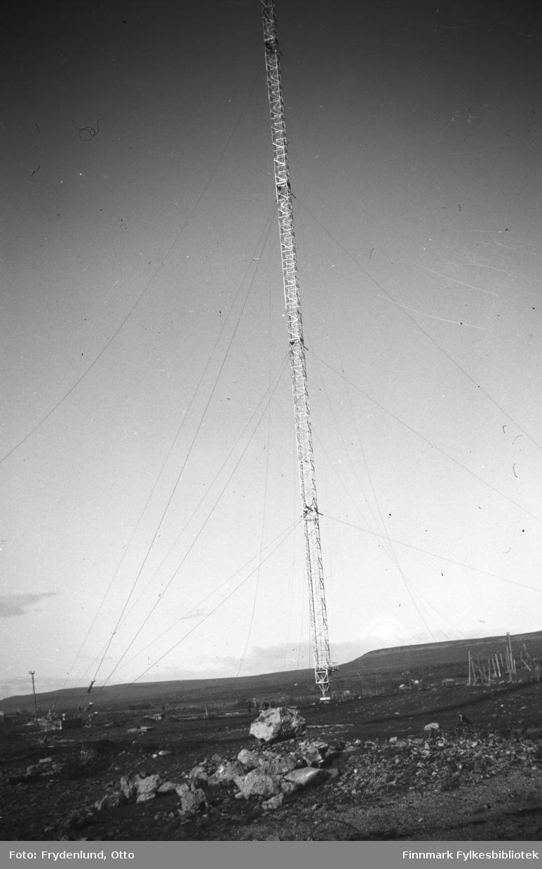 Radiomast i Vadsø