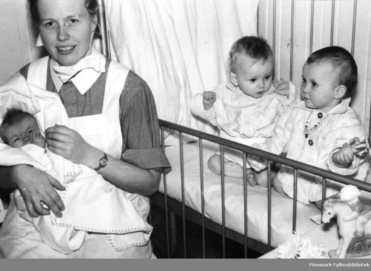 Vadsø sykehus 1957