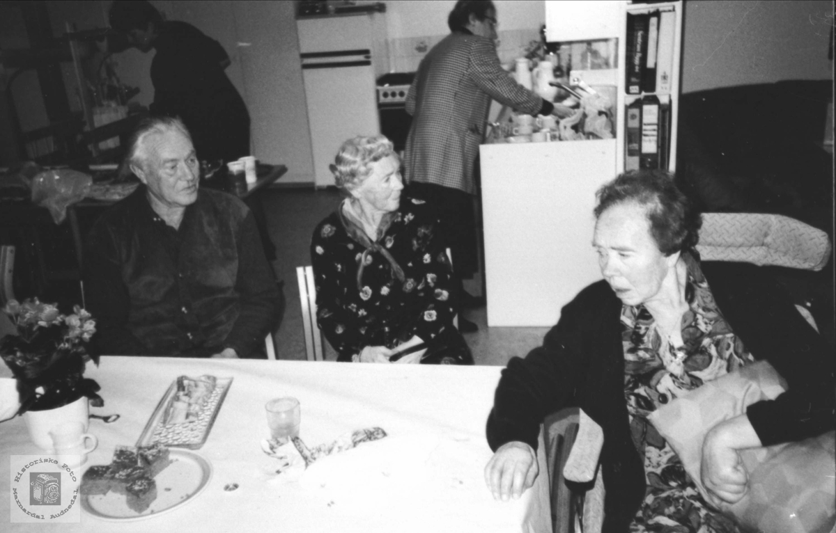 80 årsdag. Jenny Lauvsland.
