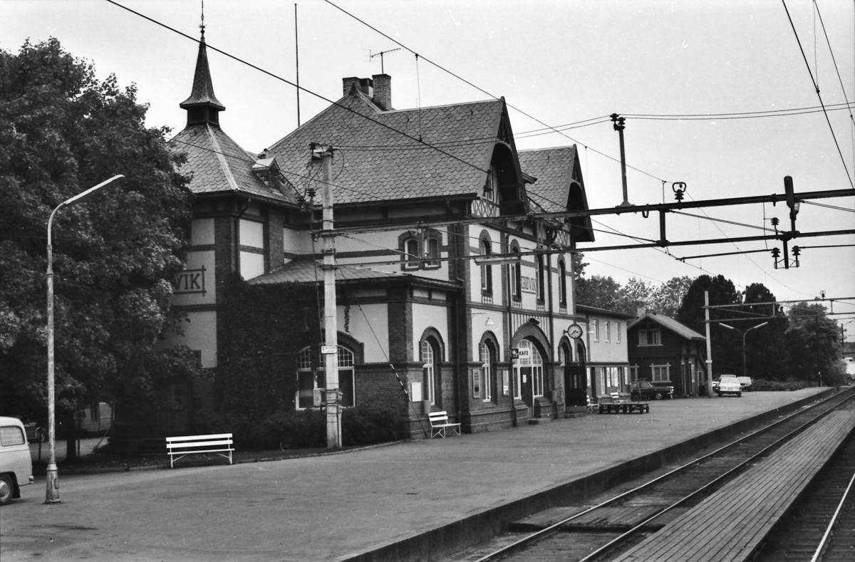 Gjøvik jernbanestasjon.