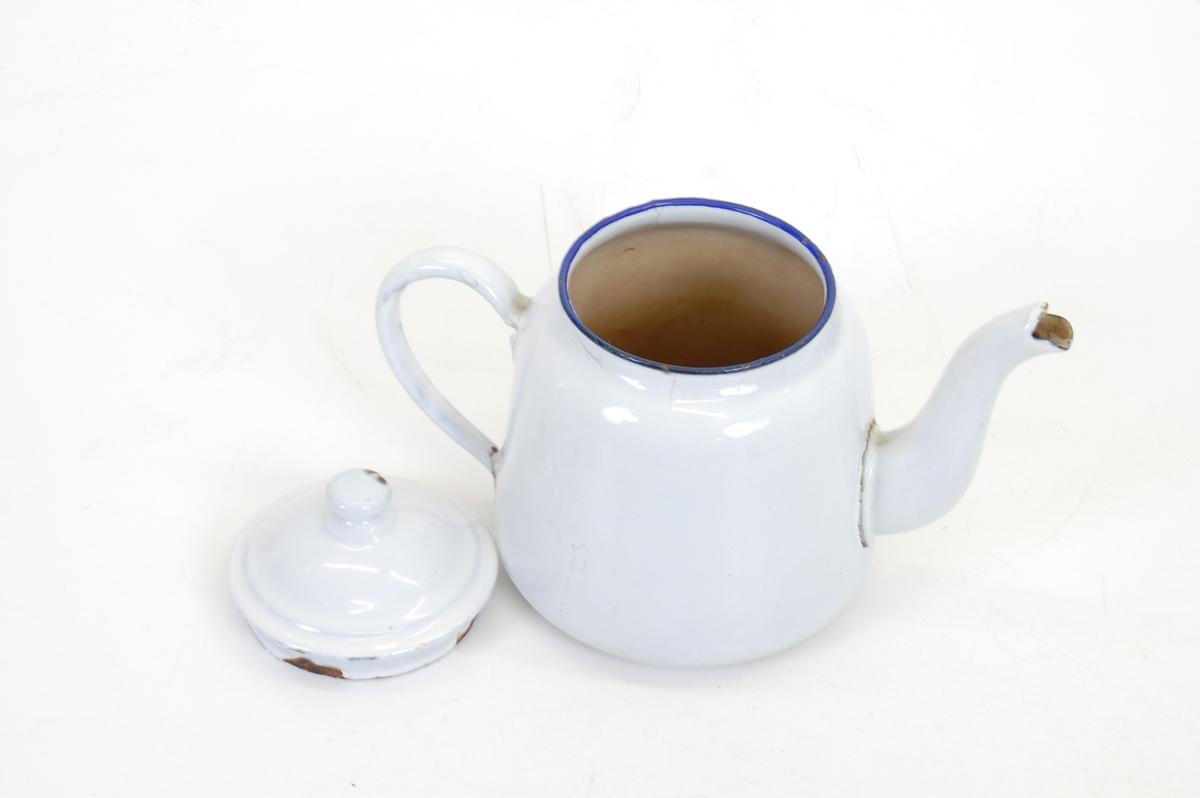 Form: kaffekanneform med lokk