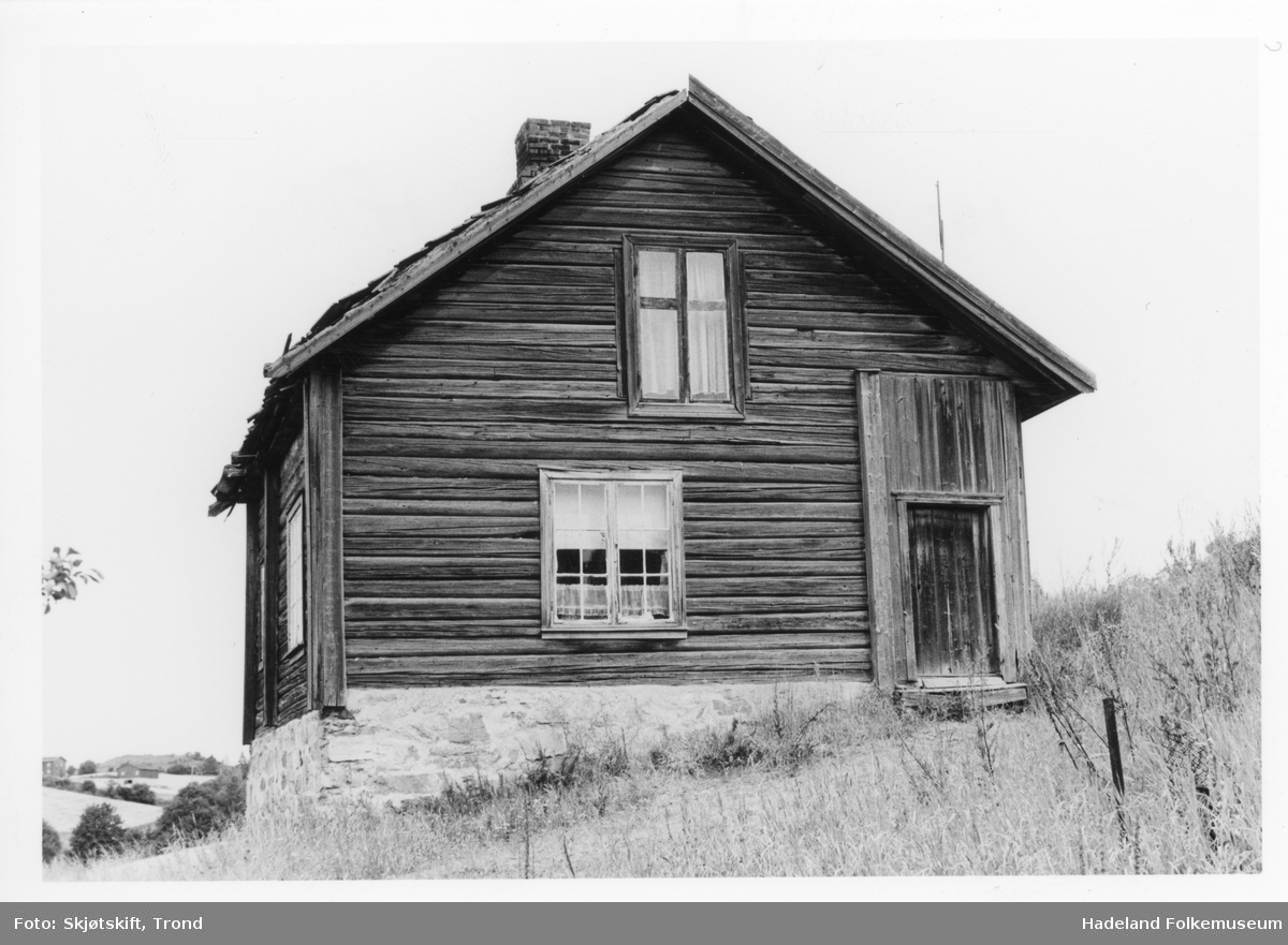 "Husmannsstua ""Ivistua"" i Røykenvika"