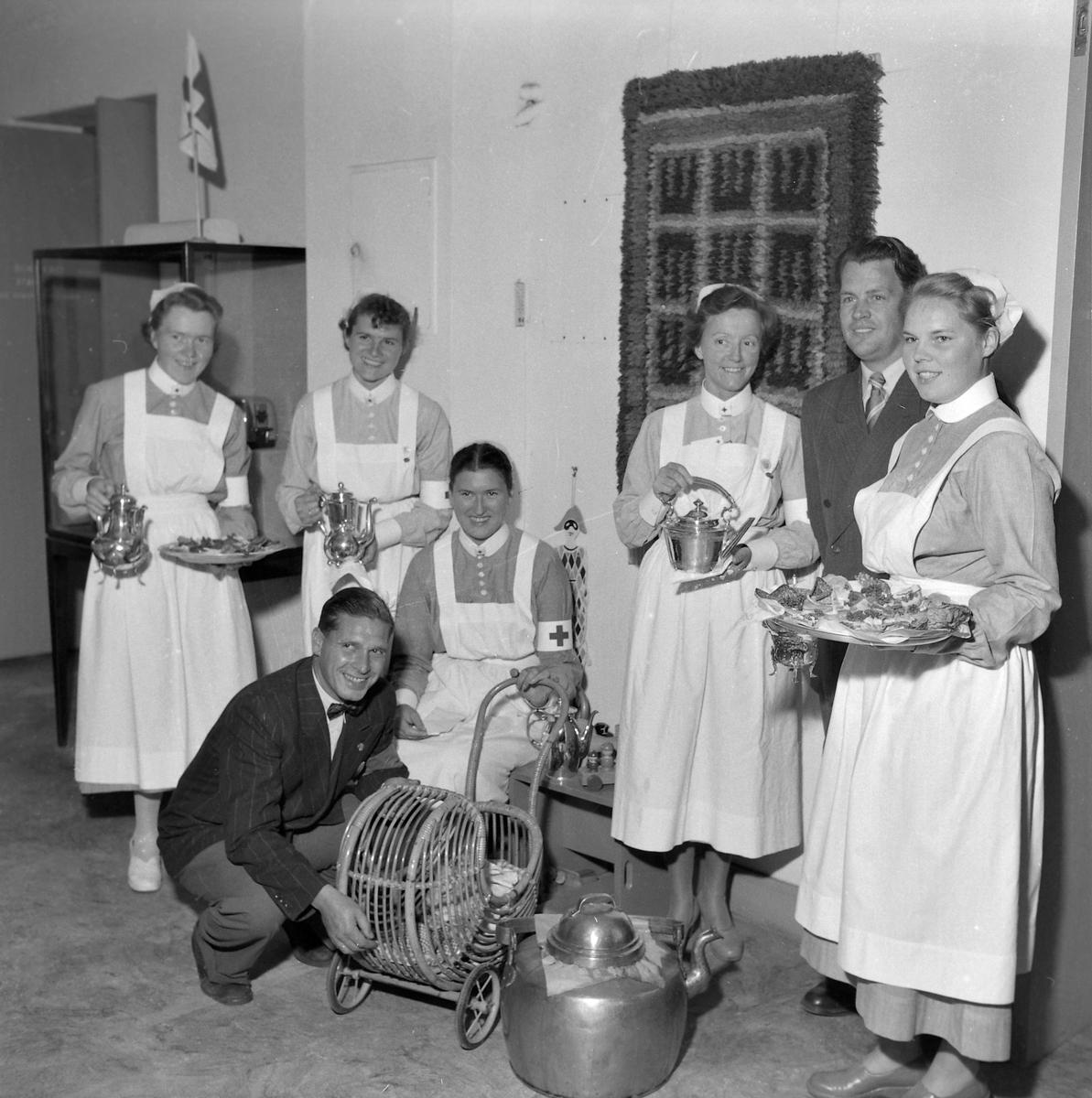 Røde Kors-uka 1953