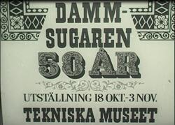 Dammsugaren 50 år
