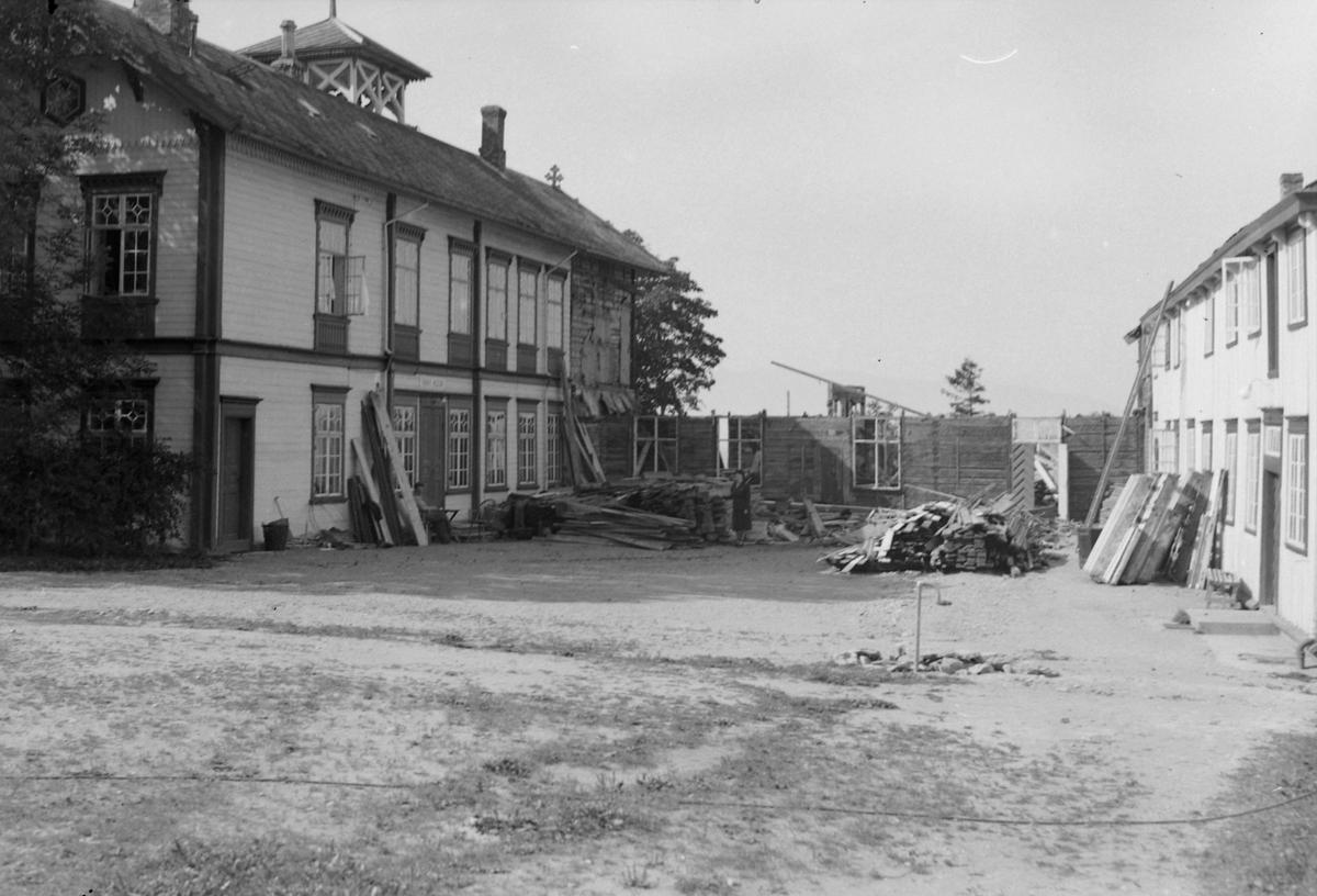 Ringve gård, gårdsanlegg/museum