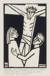 Korsveien 2000 - Jesus taler til sin mor og den disippel han
