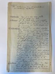 Sammanställning av dokumentation av järnkors på Ekshärads ky