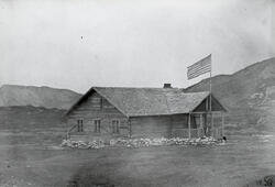 Daae-hytta på Hollane