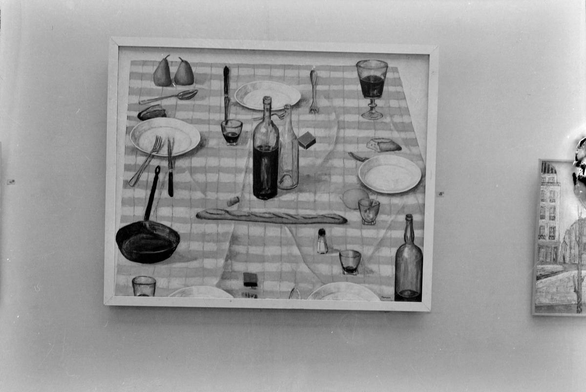 Fransk kunstutstilling i Trondhjems Kunstforening