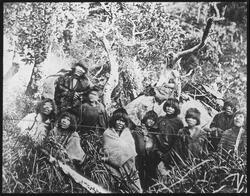 Punta Arenas, Magellanssund Indianer