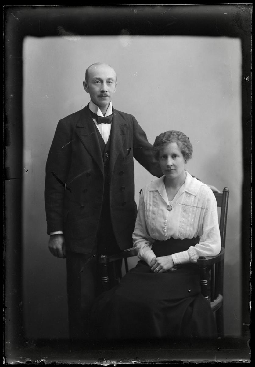 Herr Wigert med hustru