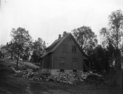 Villa Ragnaro, Ekebergveien 199.