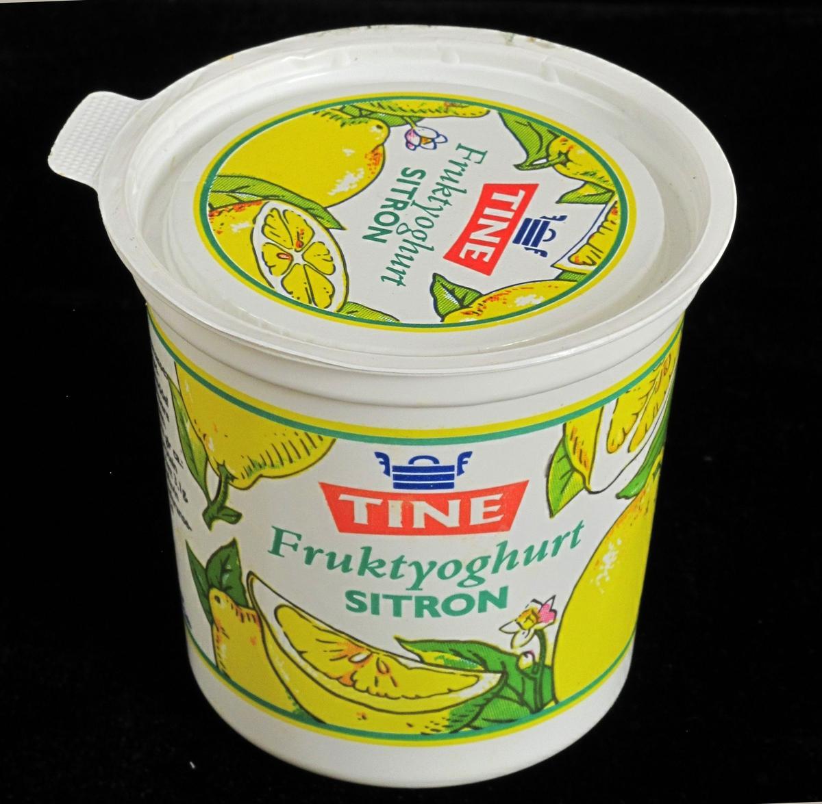 Frukt, sitron