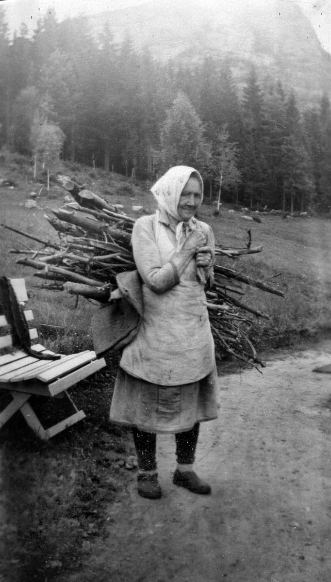 Åmlibilder samlet av Åmli historielag Aslaug G. Homdrom