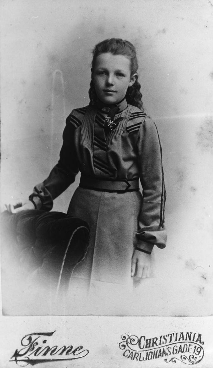 Karen Lauten f.Stokker i 1882.