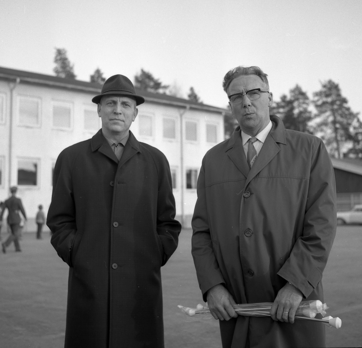 Midtkandahl og Vidar Hanstad
