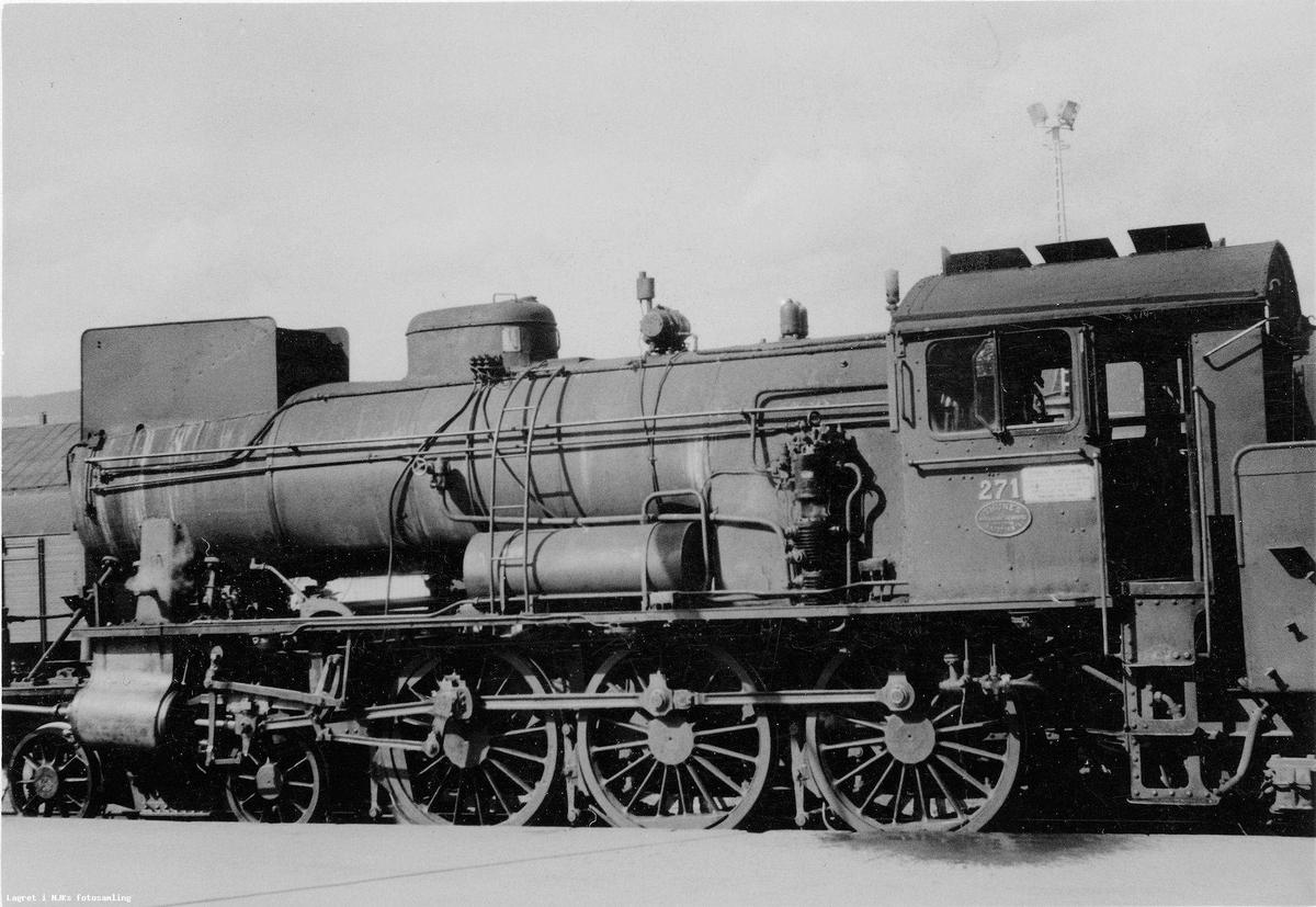 Damplok type 30a nr. 271