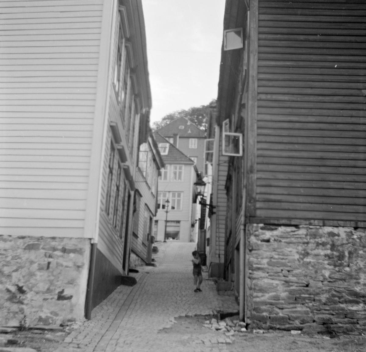 Trehus i Bergen