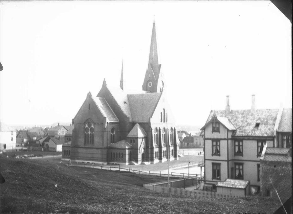 Kirke - bymiljø