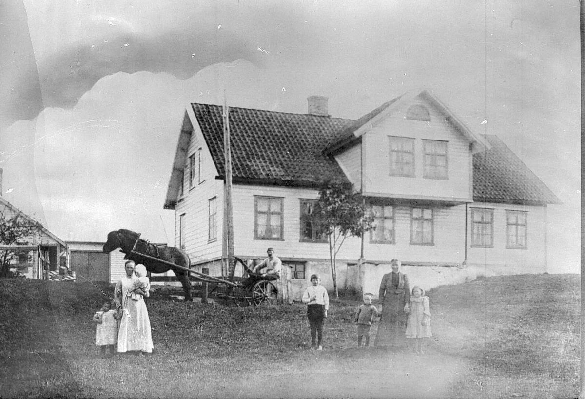 Gåtdshus - jordbruk
