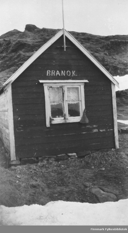 Guldbrandsenhytta på Kongsøya.