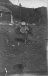 """""""Den må tidleg krøkjast som ...."""" Jakob Venås (1887-1970) ha"""