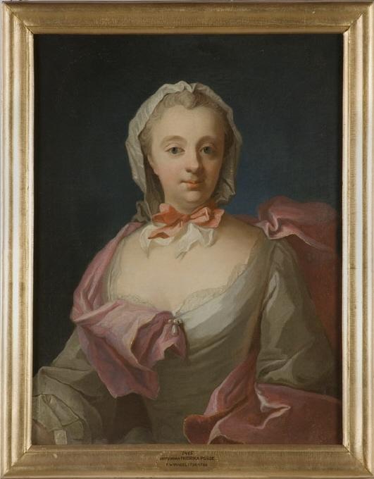 Fredrika Wrangel af Lindeberg, 1728-1788