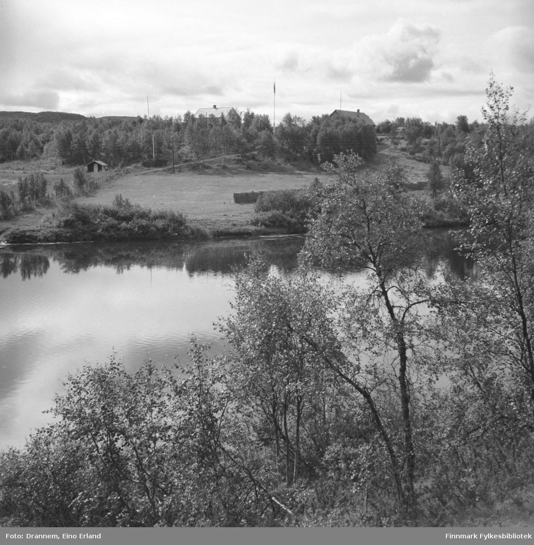 Landskapsbilde fra Neiden.