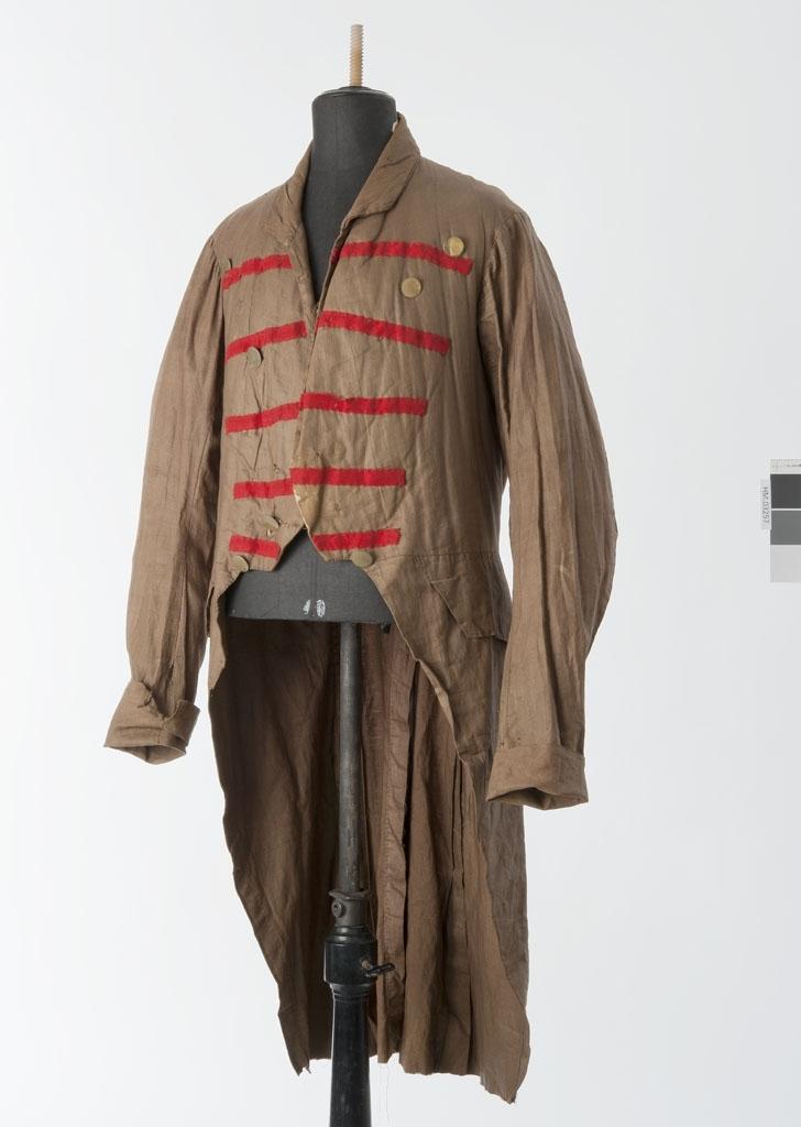 Jakke Halden historiske Samlinger DigitaltMuseum