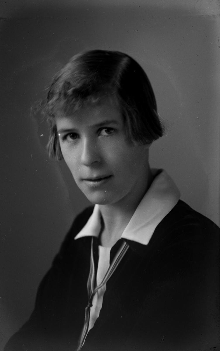 Fröken Åkerblom Gylle skola Fjärdingslöv 1927, 5939.