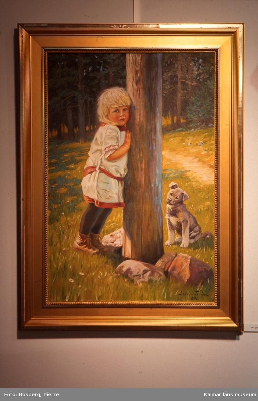 Utställningsdokumentation, Jenny Nyström 150 år.