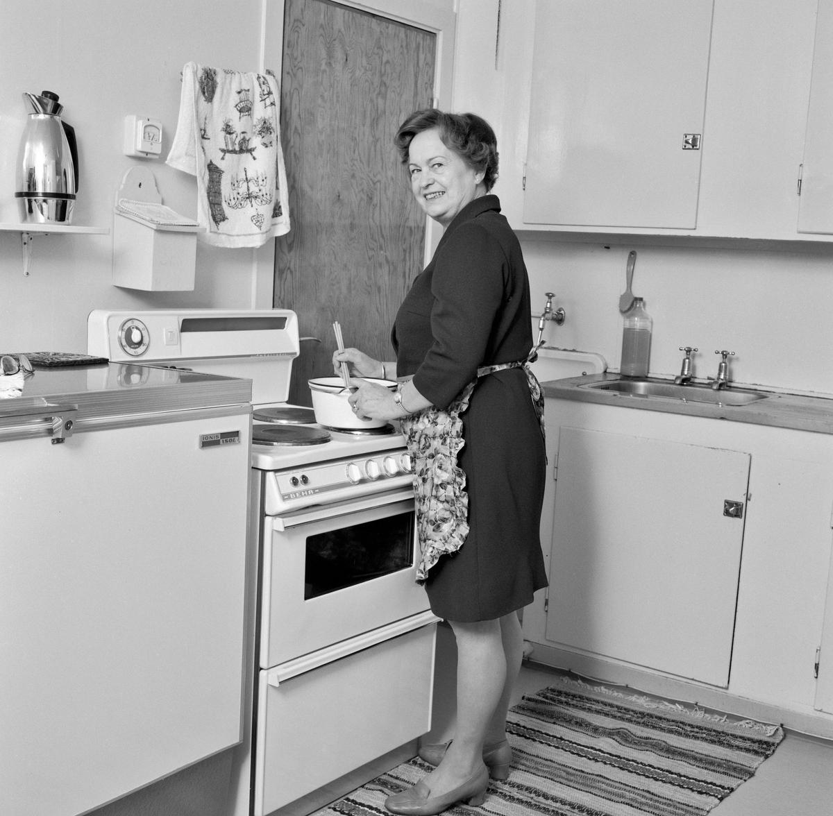 Interiør, kjøkken