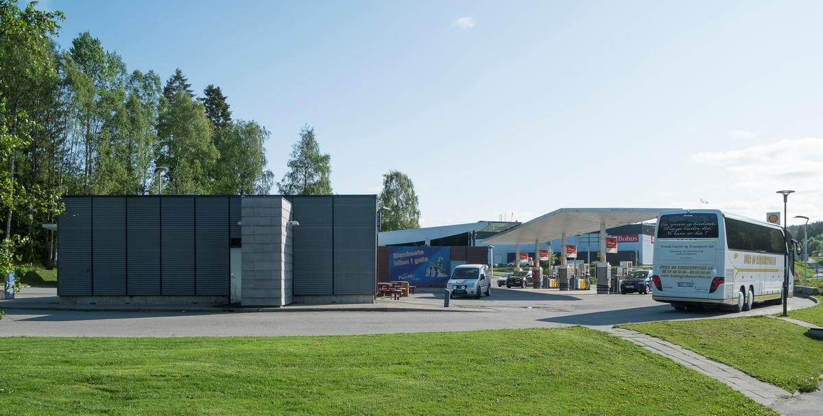 Shell bensinstasjon Sjøskogveien Vinterbro Ås