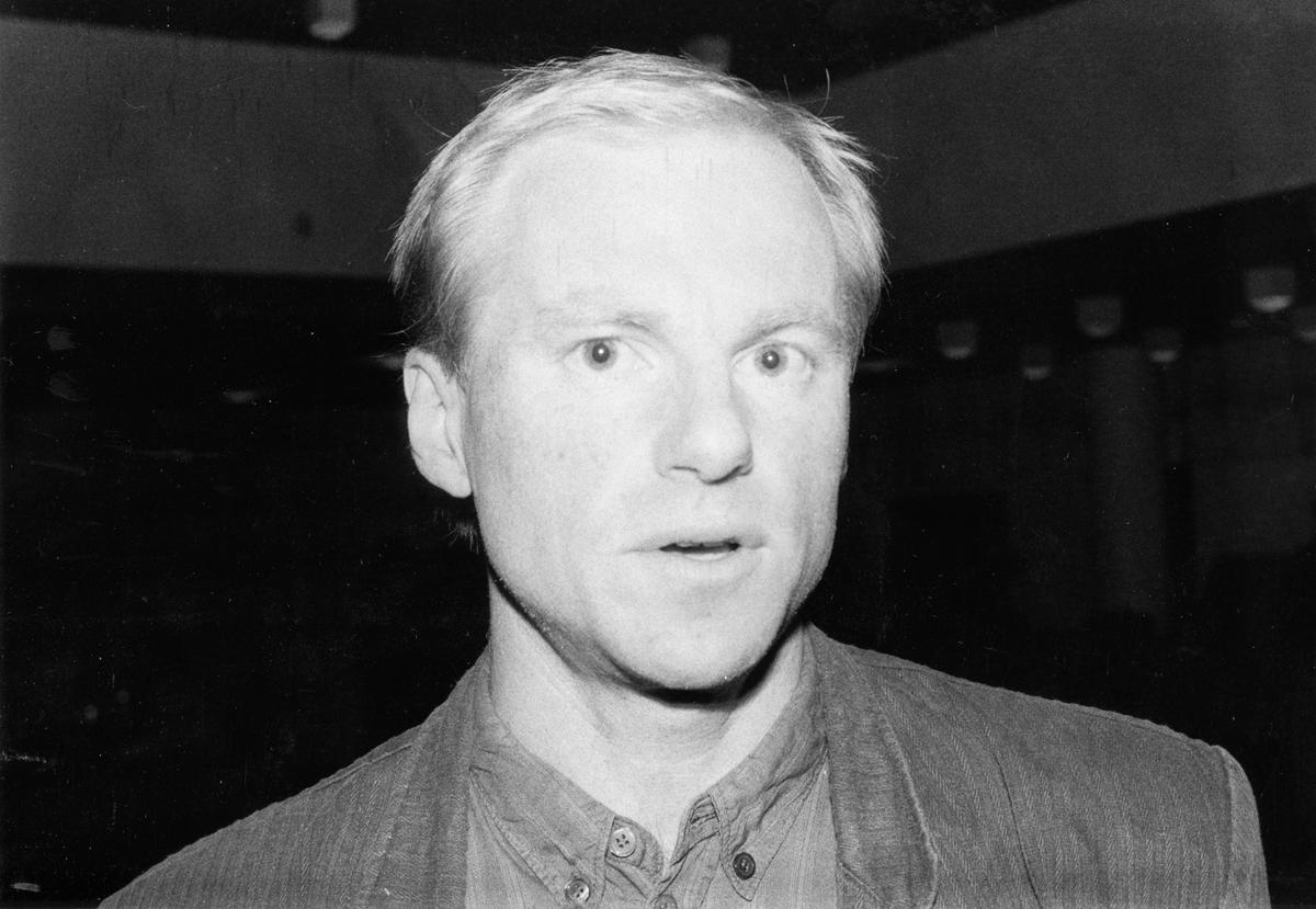 Portrett av Ragnar Øygard.