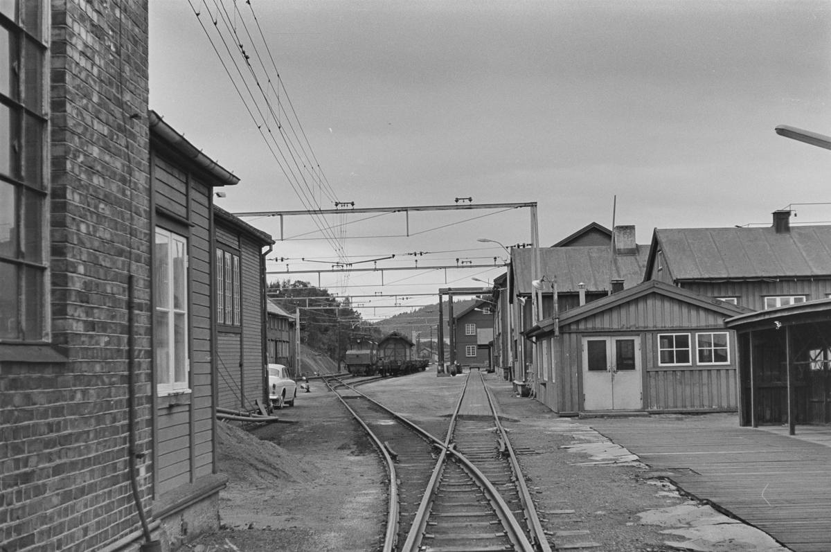 Thamshavn stasjon på Thamshavnbanen.