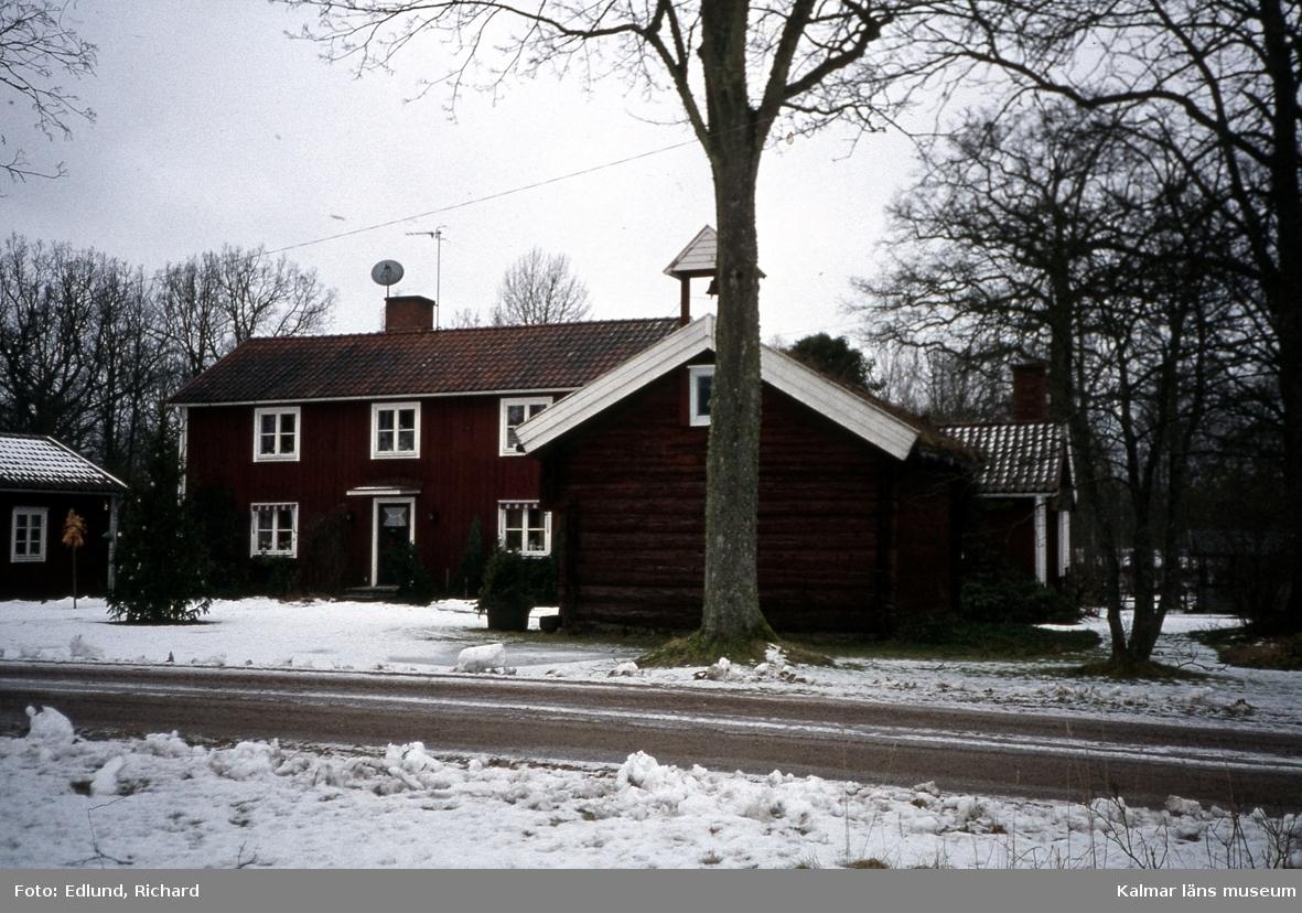 Motiv från Fjäleby gård.