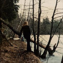 I et norsk landskap 1-6 [Fargefotografi]
