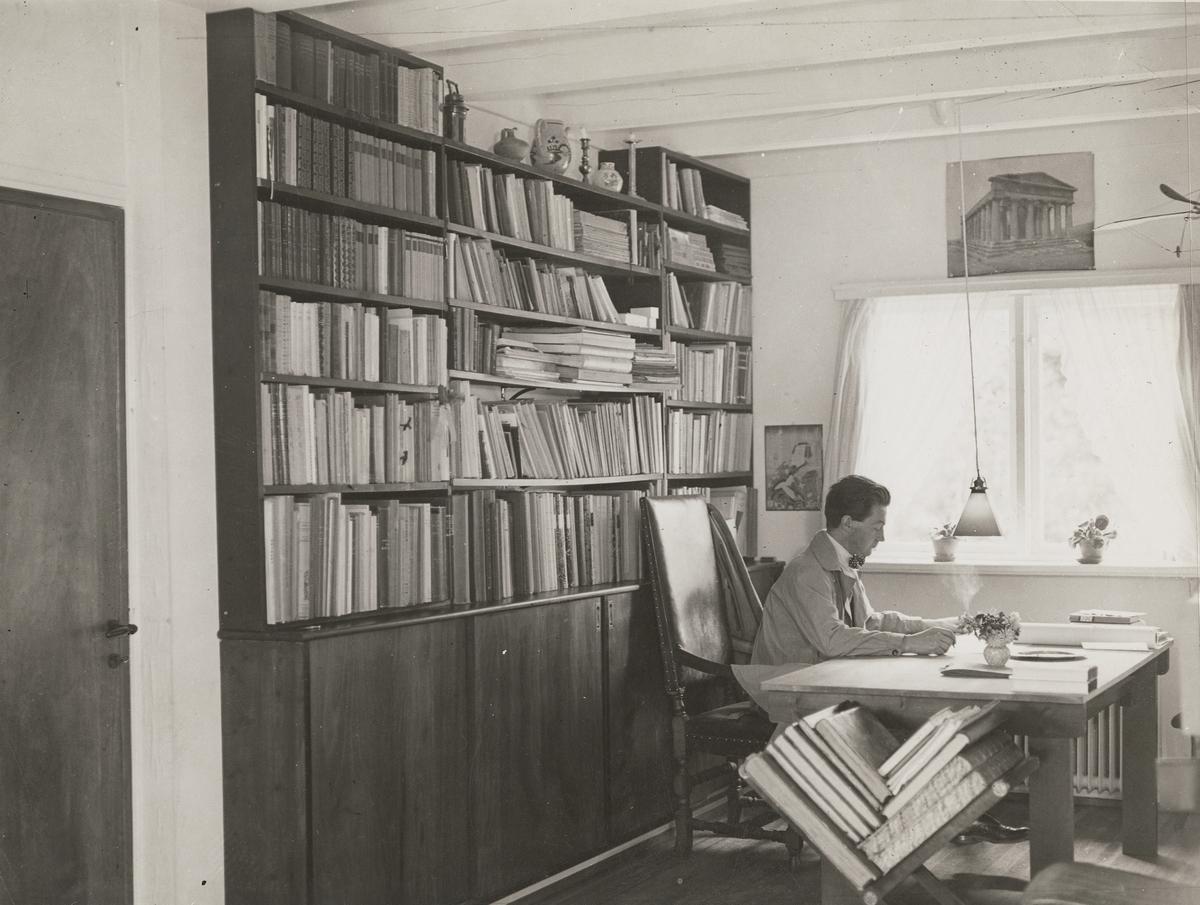 Herman Munthe-Kaas' eget hus [Fotografi]