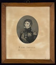 Kronprins Karl Johan [Porträtt]