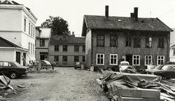 Hammerfestgata. Juni 1984