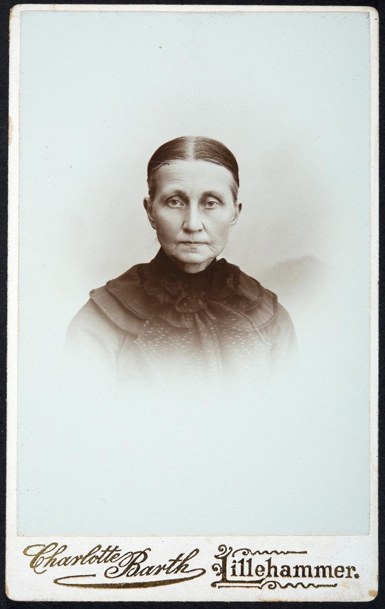 Agnethe Hersoug, f. Samsahl 1845-1902.
