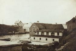 Smedasundet sett mot nordvest, 1930.