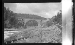 Bøylefoss jernbanebru